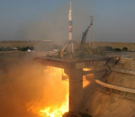 Первый корабль новой серии «Союз МС» доставил космонавтов на МКС