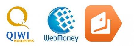 На Украине запретили Webmoney, Яндекс. Деньги, QIWI Wallet и Wallet one