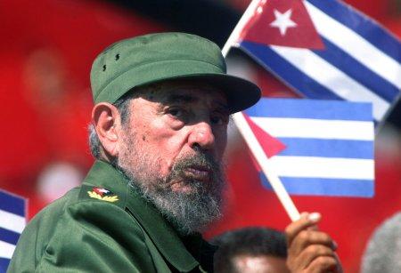 Умер Фидель Кастро, лидер кубинской революции