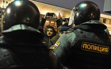 В Думе предложили разрешить полиции стрелять в толпе