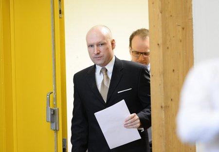 Норвежский террорист Брейвик сменил имя и фамилию