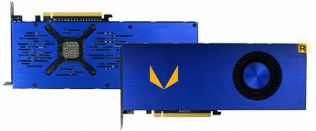 AMD Vega Frontier Edition оказалась на 172% мощнее NVIDIA GeForce Titan Xp