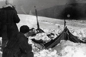 Турист умер в районе перевала Дятлова по неизвестным причинам